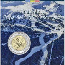 2099471edc 2 euro coin 2019 Andorra – Alpine ski