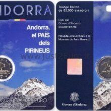 dd07775832 2 euro coin 2017 Andorra – Pyrenean country