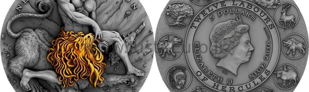 Nemean Lion Twelve Labours of Hercules